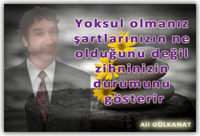 Zihnini değiştir - Ali Gülkanat