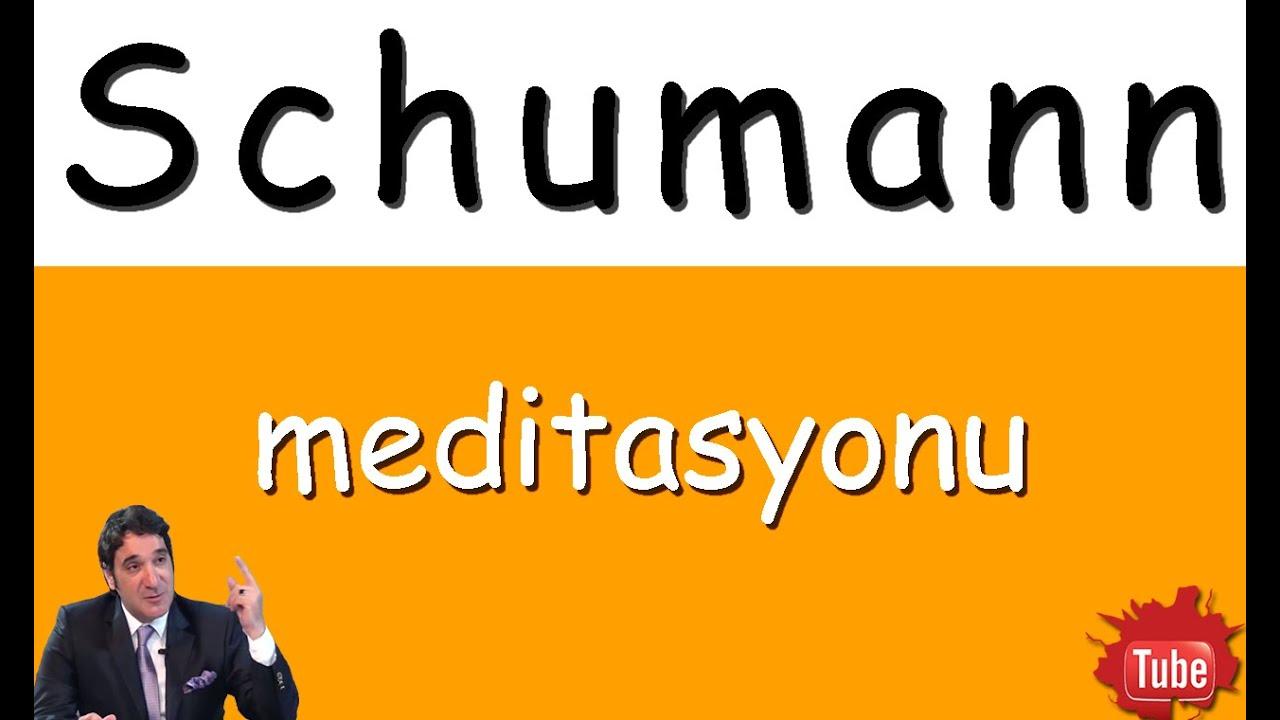 Schumann Rezonans Meditasyonu Dinle