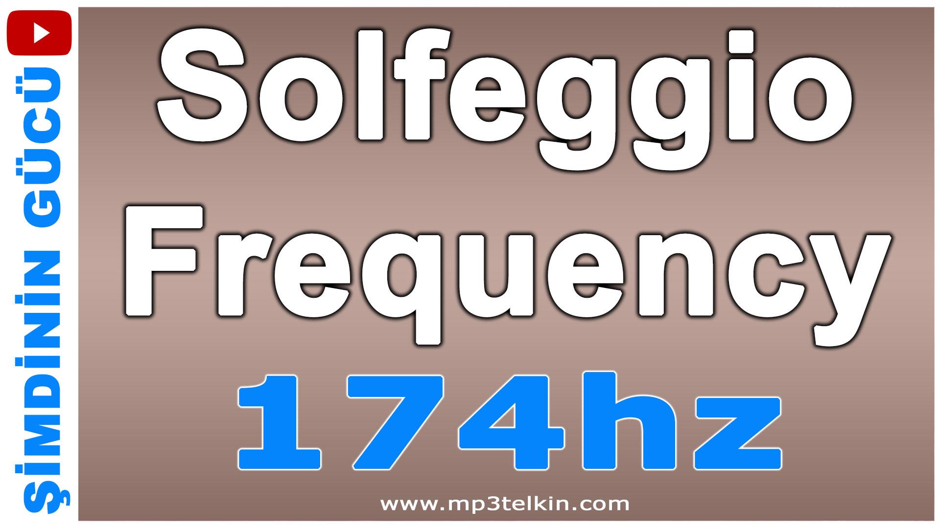 Solfeggio Frekansı 174 hz Acıyı Azaltma Meditasyonu