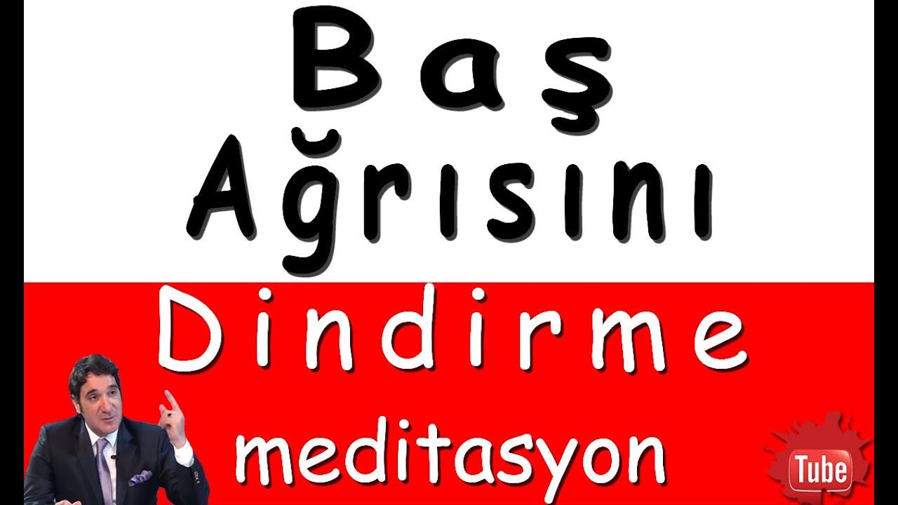 BAŞ AĞRISINA İYİ GELEN MÜZİK (Meditasyon Videoları)