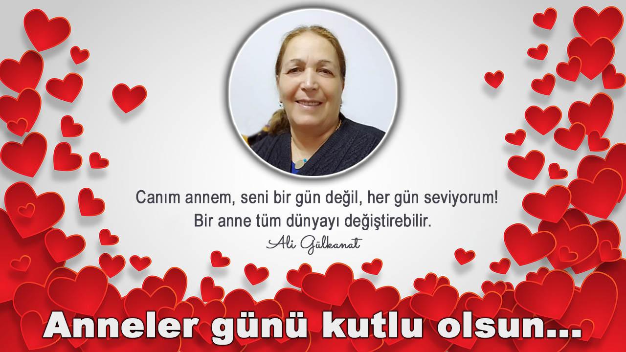 Canım Annem, Seni Bir Gün Değil, Her Gün Seviyorum